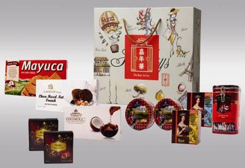 欢乐嘉年华,过年礼包,礼品定制,银帆礼品公司图片